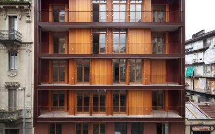 Torino - Via Saluzzo 84 / via Buonarroti 4