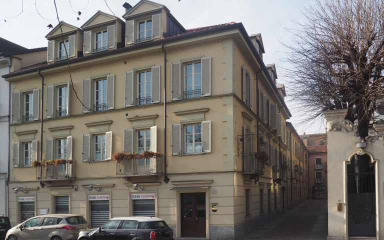Torino - Corso Cairoli, Torino 28-26/1-26/3